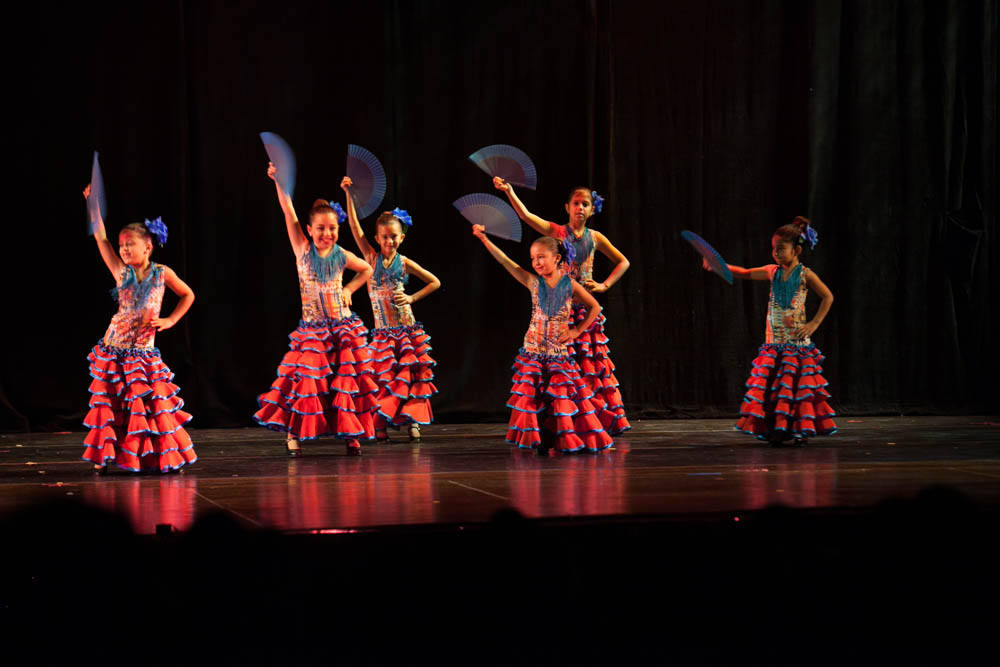 Spanish Dance classes for children