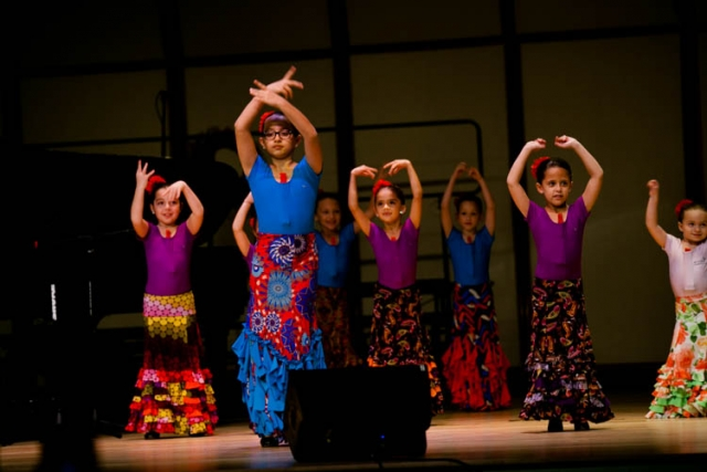 Kids Flamenco Class