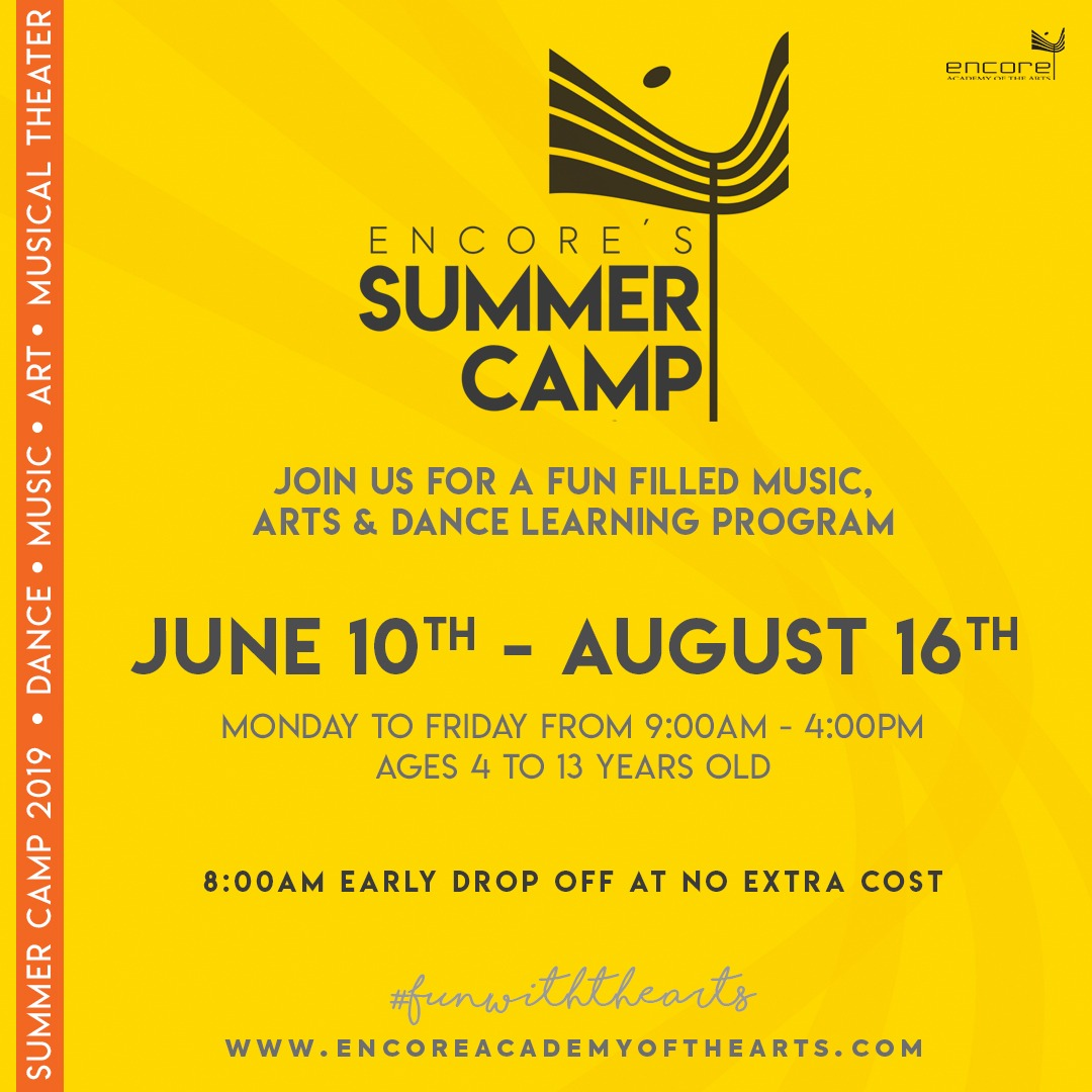 Arts Summer Camp in Miami, Florida