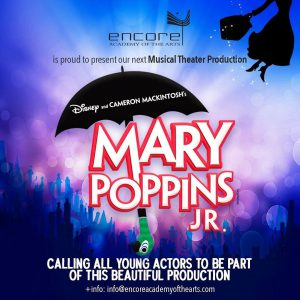 Mary Poppins Jr. Musical Theater